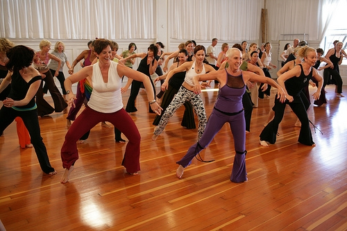 Avoid Fitness Class Injuries By Listening To The Body With