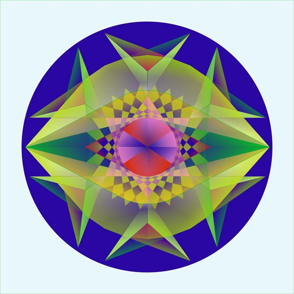 Mandala, Emerging Spirit