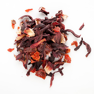 Mulled Rosehip & Hibiscus Tisane Recipe